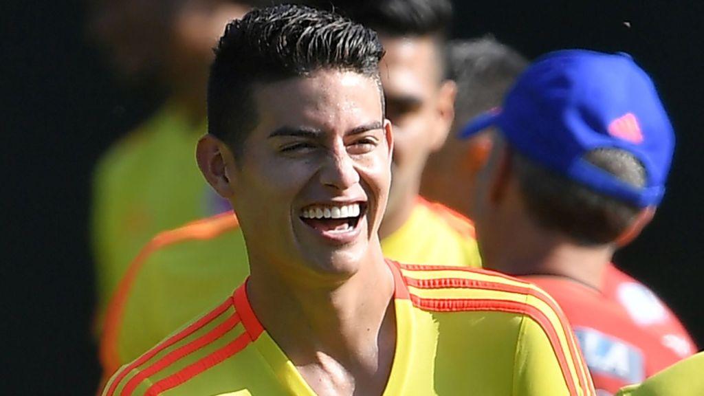 Colombia squad features Premier League trio